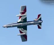 Frecce Tricolori e Senigallia Air Show: primi piani e ombrelloni