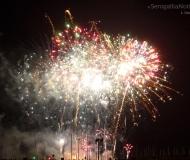 Fuochi d\'artificio Senigallia - agosto 2015