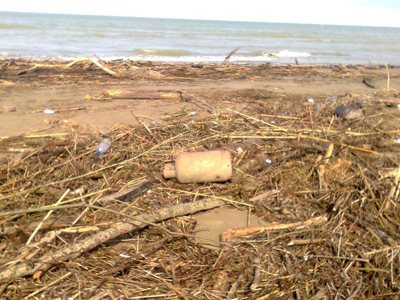Detriti e rifiuti
