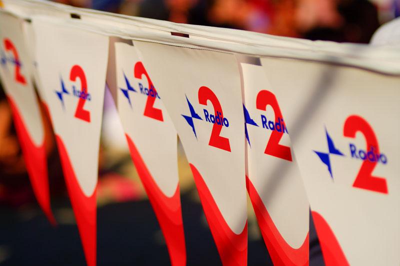 Bandierine di Radio2