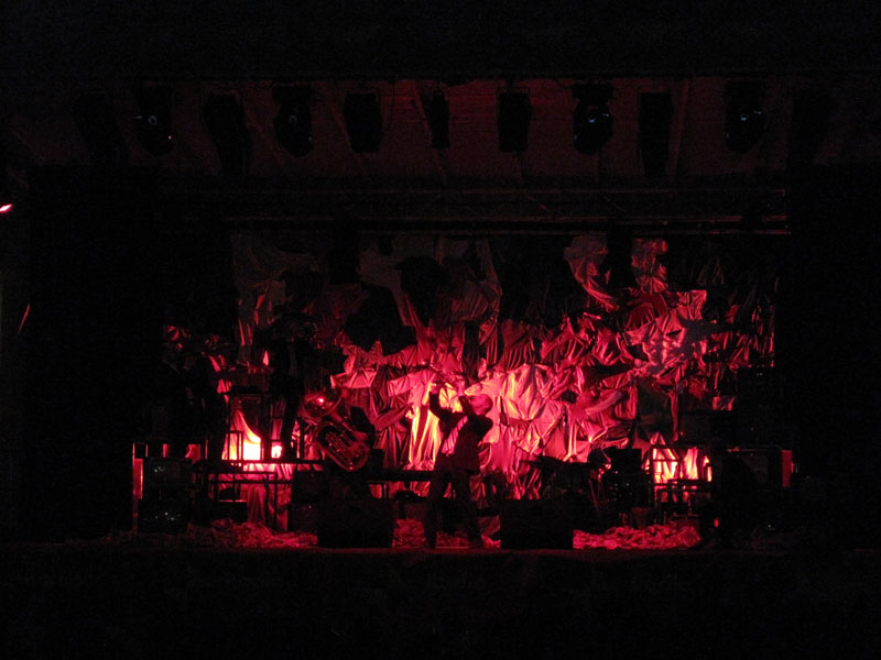 Banda Osiris al Foro Annonario