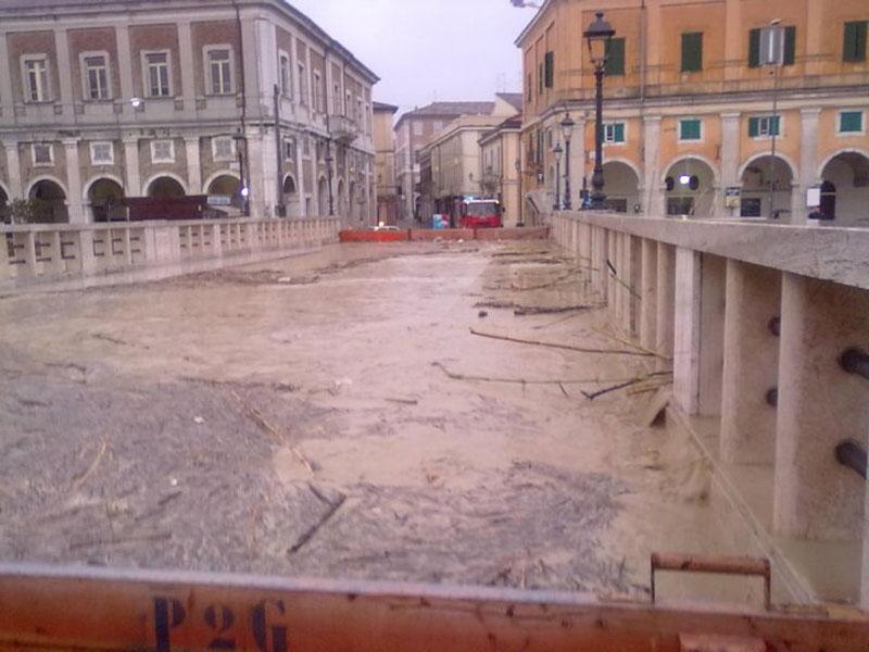 Il Misa invade Ponte 2 Giugno