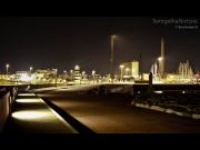 24/01/2013 - Il porto di notte