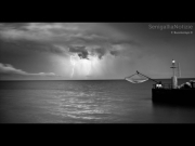 29/01/2013 - Nubi e fulmini