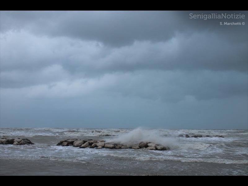 22/01/2014 - Mare in tempesta