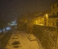 29/01/2017 - Nevicata su Serra de' Conti