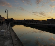 23/01/2020 - Fiume in luce