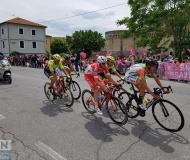Giro d'Italia 2018 - Passa a Senigallia la 12^ tappa