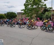 La carovana del Giro d'Italia 2018 a Senigallia