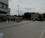 Tanto pubblico a Senigallia per il passaggio del Giro d'Italia
