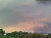 03/06/2013 - Un arcobaleno tra le nubi