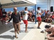 27/06/2013 - \'Performance\' in spiaggia per il CaterRaduno