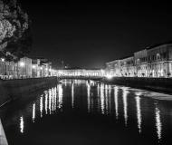 25/06/2017 - Senigallia in B/N: il Misa