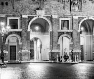28/06/2017 - Senigallia in B/N: piazza Roma