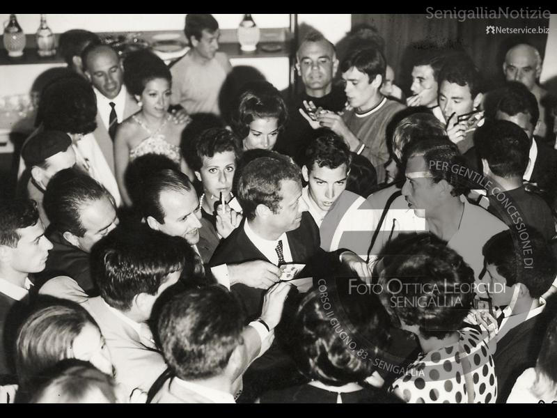 Johnny Dorelli a Villa Sorriso a Senigallia - Leopoldi 030
