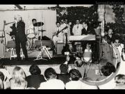 Artisti sul palco di Villa Sorriso a Senigallia - Leopoldi 073