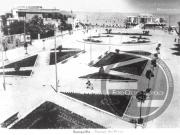 Rotonda e piazzale della Libertà senza l\'attuale sottopasso - Leopoldi-1001