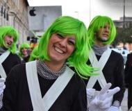 I volti del Carnevale 2013 a Senigallia