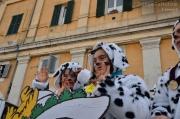 La sfilata del Martedì Grasso a Senigallia