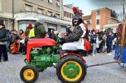 Maschere in strada a Senigallia per il Carnevale