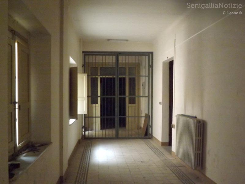 Interno di Palazzo Gherardi di Senigallia