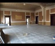 Il degrado di Palazzo Gherardi a Senigallia