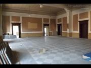 Sale interne dell'ex-sede del Liceo Classico di Senigallia