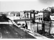 Il Misa in centro a Senigallia a inizio Novecento - Leopoldi-1020