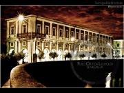 Il Misa davanti a Palazzo Gherardi - Leopoldi-1895