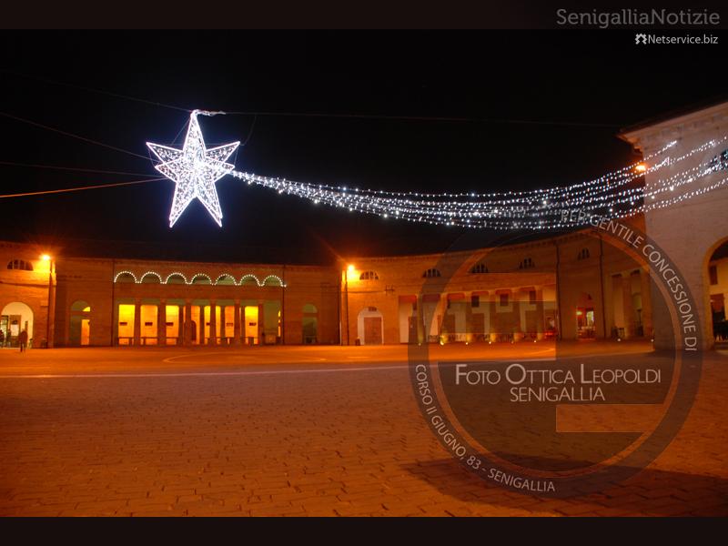 Il Foro Annonario a Natale - Leopoldi-1602