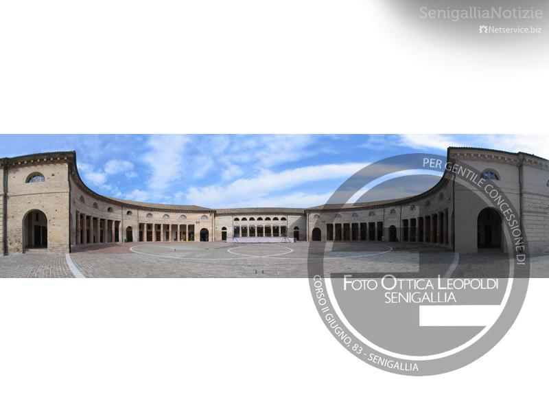 Panoramica del Foro Annonario - Leopoldi-2046