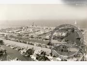 Vecchia veduta della darsena del porto - Leopoldi-1335