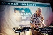 Un dj del Summer Jamboree 2015