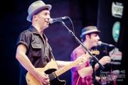 Band in concerto al Summer Jamboree 2015