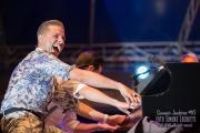Artisti sul palco di Senigallia per il Summer Jamboree 2015