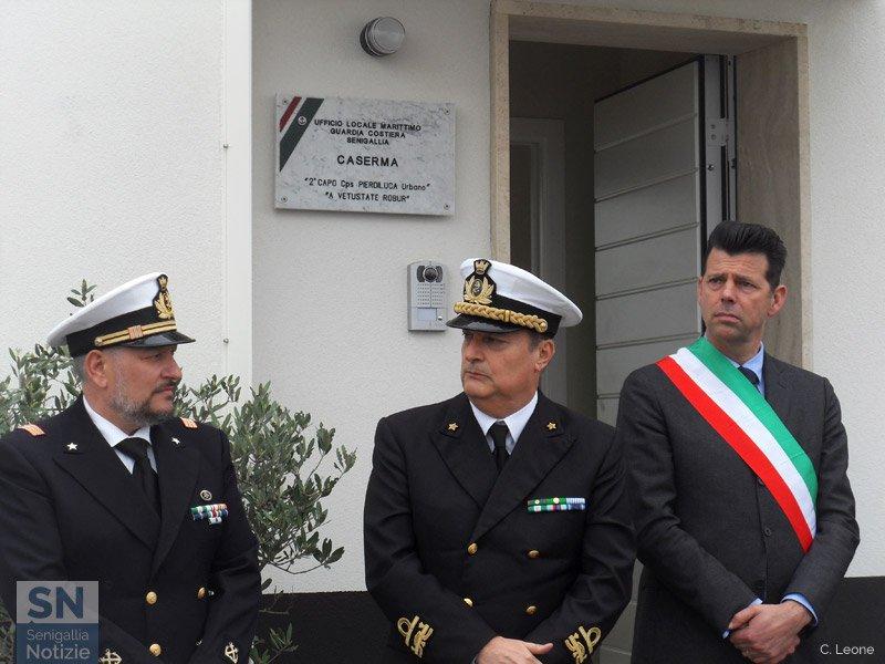 Da sinistra: Cristoforo De Giuseppe, Francesco Saverio Ferrara, Maurizio Mangialardi