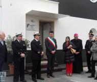 Inaugurazione caserma Capitaneria di Porto di Senigallia