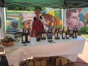 Mercato bio Mezza Campagna: vino