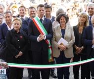 Inaugurazione Palazzetto Baviera
