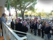 Taglio del nastro alla Scuola d'infanzia San Gaudenzio a Senigallia