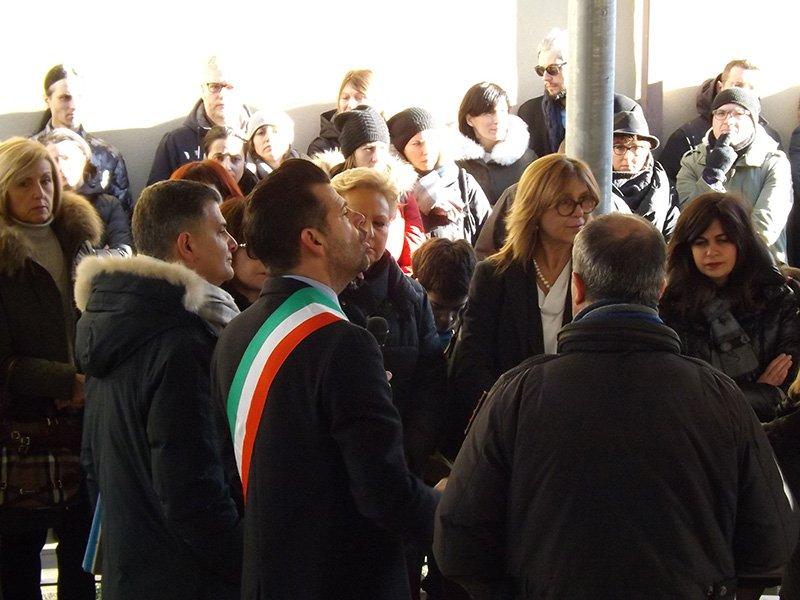 Discorso del sindaco di Senigallia Mangialardi