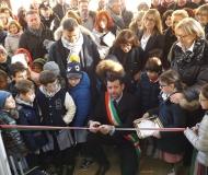 Inaugurazione scuola Puccini gennaio 2017