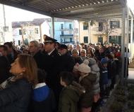 Grande partecipazione per l'inaugurazione della scuola Puccini