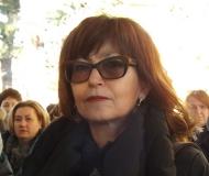 L'assessore regionale all'istruzione Loretta Bravi