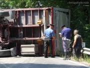 Rilievi di Polizia Stradale e Carabinieri