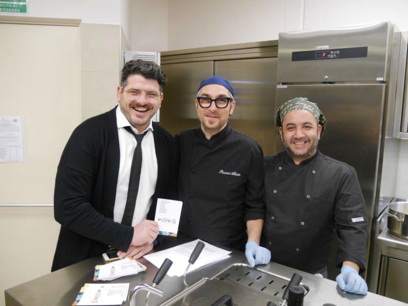 Incontri di Cucina per Amatori - Staff 20 e 15 Cibo e Vino