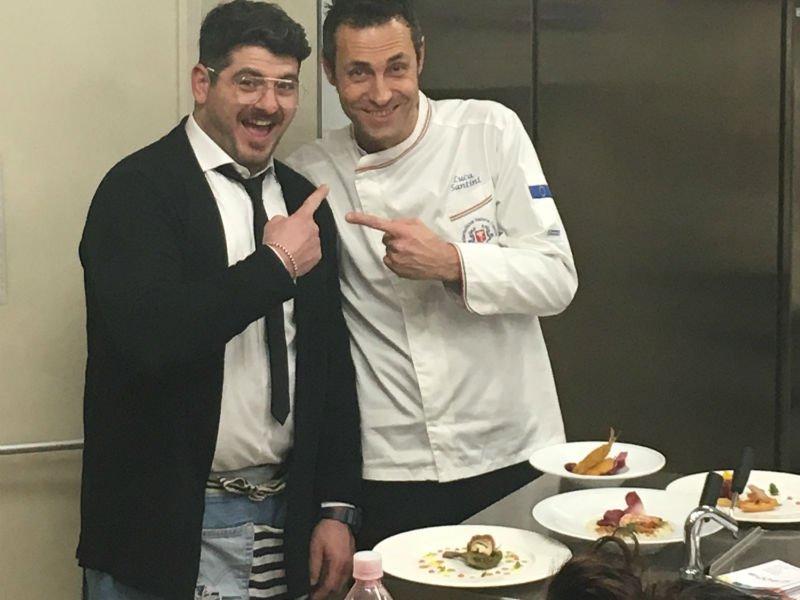 Incontri di Cucina per Amatori - Riccardi e Santini