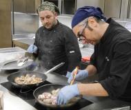 Incontri di Cucina per Amatori - Preparazione coda di rospo