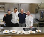 Incontri di Cucina per Amatori - Piccioni, Santini, Mezzanotte, Baleani