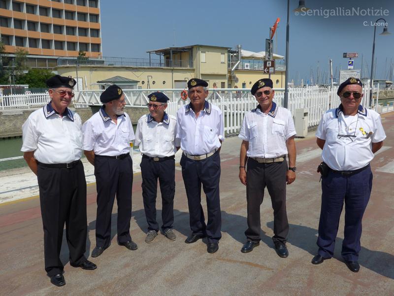 L'associazione nazionale Marinai d'Italia